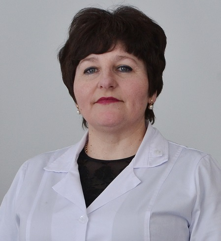Карась Ганна Григорівна