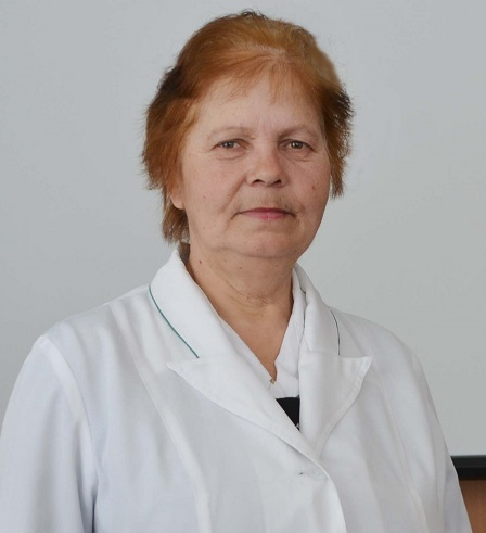 Сорочинська Людмила Василівна