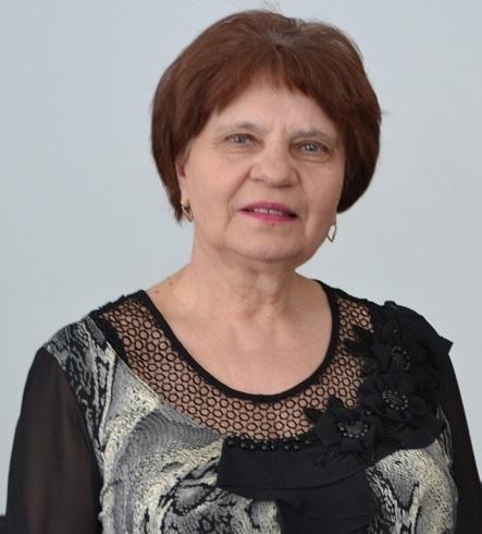 Пономаренко Ольга Дмитрівна