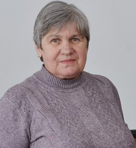 Артюх Валентина Григорівна