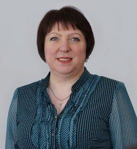 Максимова Олена Миколаївна