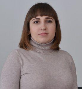 Мартиненко Олена Володимирівна